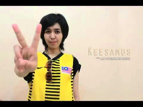ku menunggu Rossa cover by Keesamus Thai Girl   YouTube