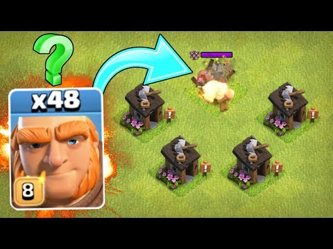 Thumbnail: WHATS HIDDEN INSIDE THE BUILDERS HUTS!? 🔥 Clash Of Clans 🔥 GIANT SURPRISE!!
