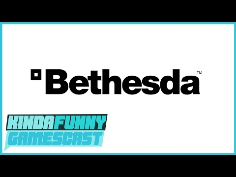 Bethesda's VP Of Marketing Pete Hines (Special Guest) - Kinda Funny Gamescast Ep. 106 (Pt. 4)