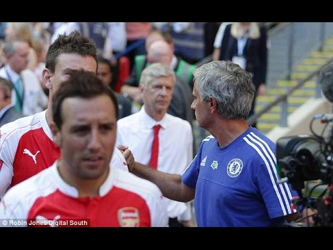 Stones Pursuit Over? & Mourinho-Wenger Handshake Reaction | Daily Blues