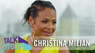 "Christina Milian Talks Writing JLo's ""Play"" & Justin Bieber's ""Baby"" | Talk Stoop"