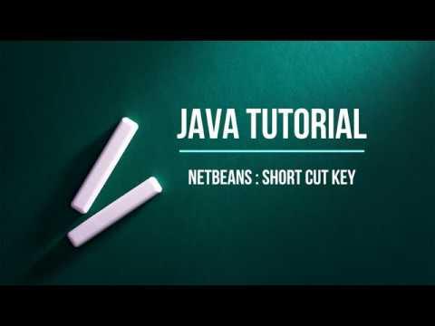 Java Bangla Tutorial |  Part 18 | Netbeans Tutorial | 👉  Shortcut key thumbnail