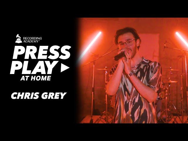 Watch Chris Grey Perform A Seductive Version Of
