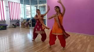 Kangni Punjabi Song | Wedding Dance & Sangeet Choreography