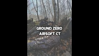 Ground Zero Airsoft Outtakes | Fall 2017 | Krytac CRB