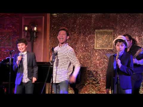 Jonathan Fenton, Ethan Steiner, Anthony Rosenthal -