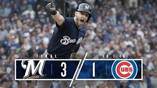 Brewers vs Cubs | NL Central Tiebreaker | Game Highlights ᴴᴰ