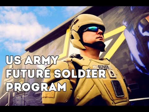 America Future Secrets Military Weapons - US Army Future Soldier Program