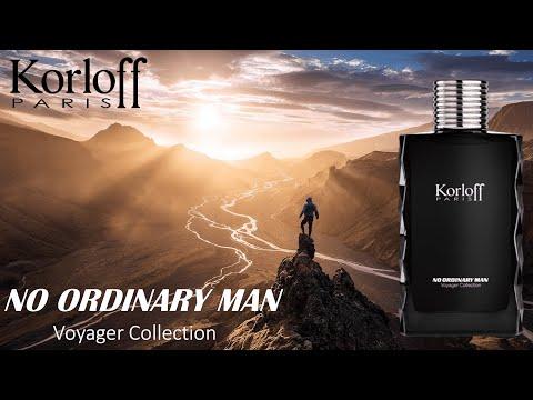 "Parfum Barbati:""Korloff-NO ORDINARY MAN""EdP(2016)"