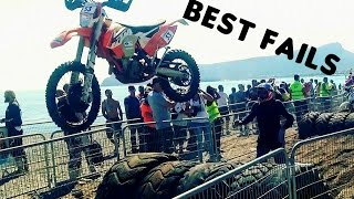Red Bull Sea to Sky Hard ENDURO the Best Crashes & Fails