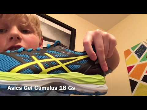 zach-makes-tracks-receives-asics-shoes!