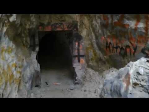 Exploring the Satanic Silver Mountain Abandoned Mine