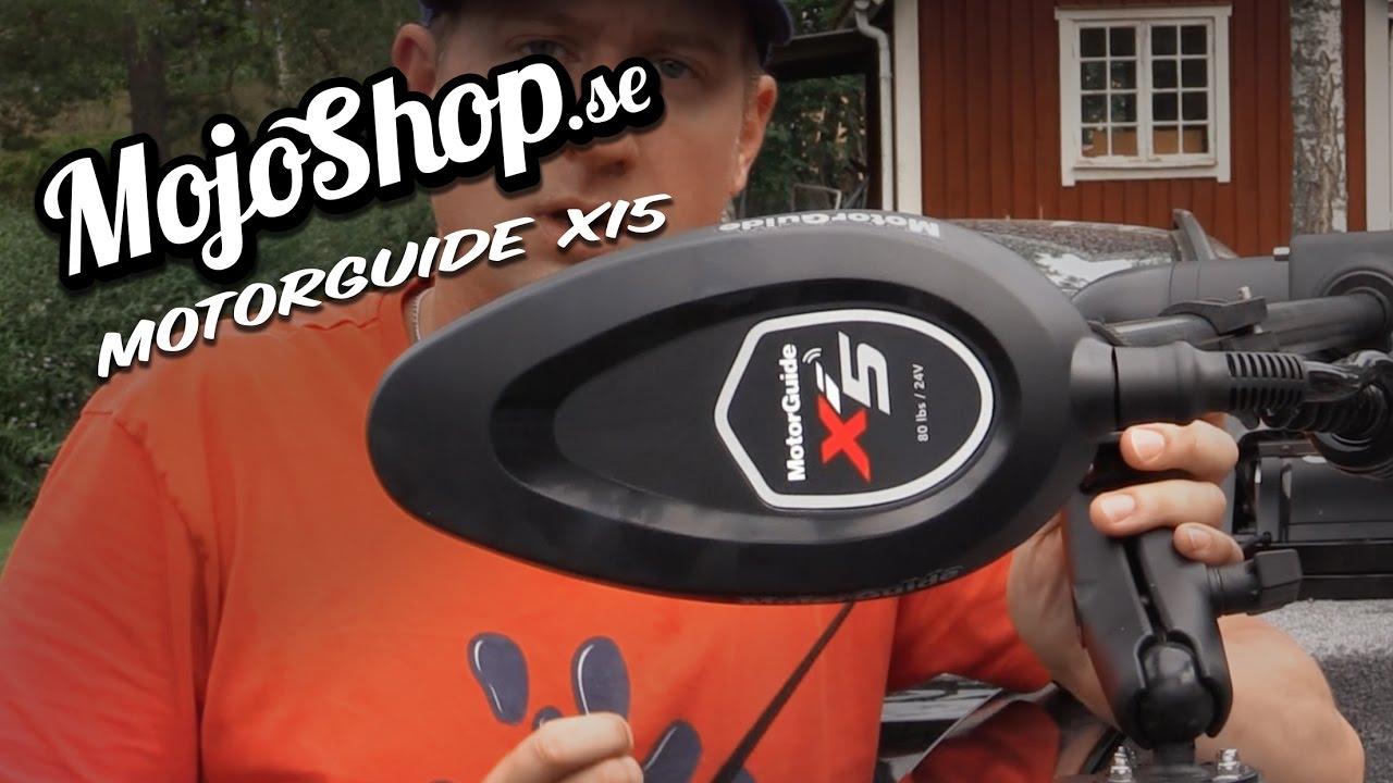 Mojoboats - Motorguide Xi5