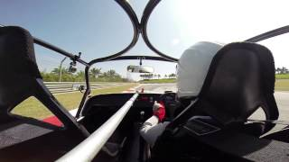 Ari7474 (2:41) with the Caterham Seven in Sepang Circuit