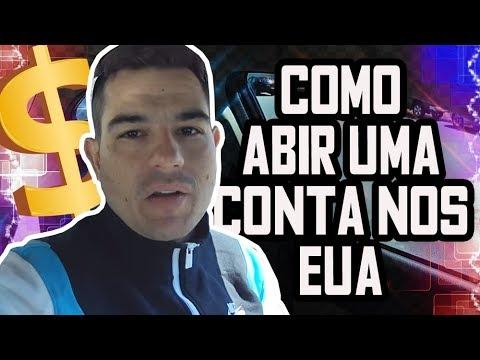 COMO ABRIR CONTA