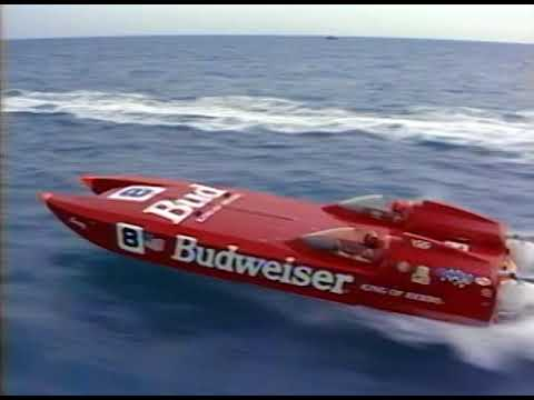 Bob Kaiser / Jeff Soffer, BUDWEISER Offshore Racing Team, 1992 Key West Offshore World Racing