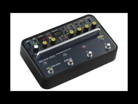 KORG SDD 3000 Pedal (Modulation Section)