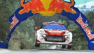 Richard Burns Rally - Realistic Crashes 2
