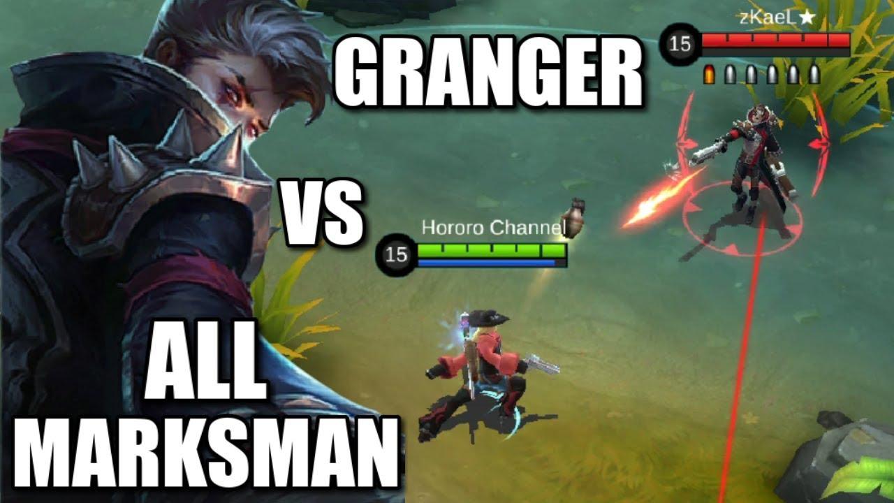 GRANGER VS ALL MARKSMAN LET'S GO!!!