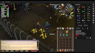 Wilderness elite diary task: Smith a rune scimitar from scratch in the Resource Arena