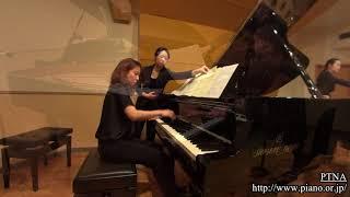 ラヴェル:スペイン狂詩曲 祭り  pf. 長尾 洋史:Nagao, Hiroshi pf. 藤原 亜美:Fujiwara, Ami