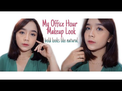 My Office Hour Makeup Look (almost Daily) + Chit-Chat