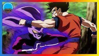 Rewriting Dragon Ball Super: The Gohan Vs Dyspo Fight