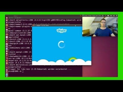skype für linux download