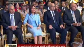 بالفيديو.. أوربان : هناك إقتصاد جديد يجب أن يكون لمصر والمجر مكان فيه