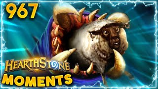 SHEEPS Are Mage's BEST Friends | Hearthstone Daily Moments Ep.967