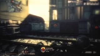 COD Ghosts: Kiriakospike vs Astonish 1v4 Clip Thumbnail