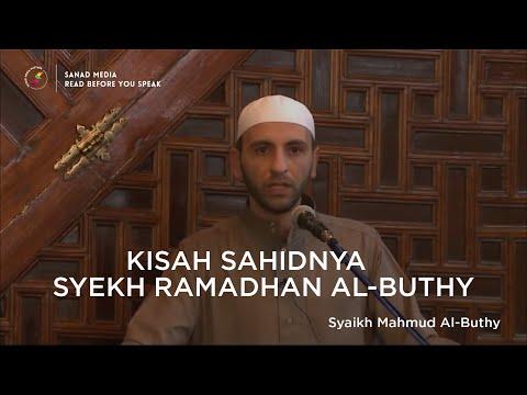 Syekh Ramadhan Al-Buthi dalam Kenangan Cucunya