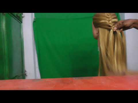 beautiful hair design for hairstyle