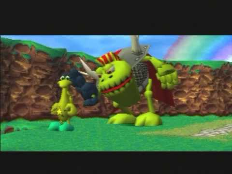 Croc (PS1) - Forest Island (Part 1/2)