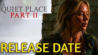 A Quiet Place 2 New Release Date In India