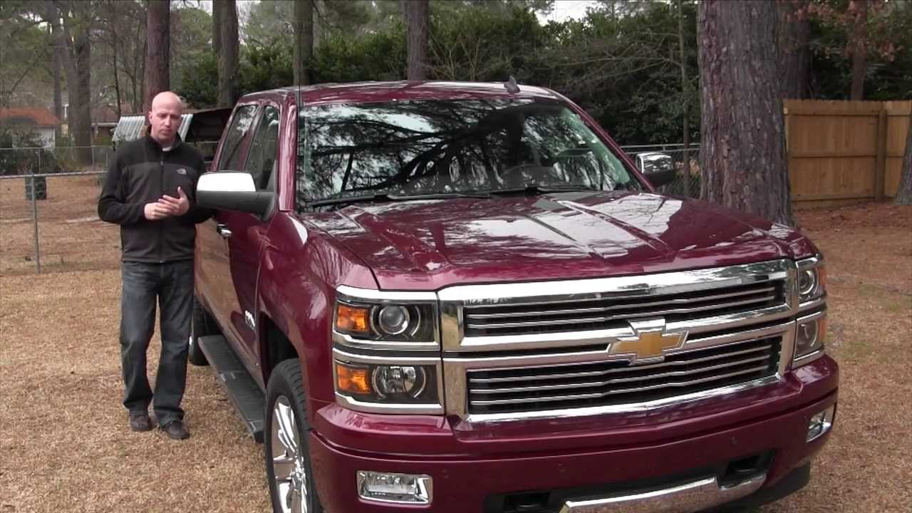 2014 Chevy Silverado High Country Vs Ram Longhorn Youtube