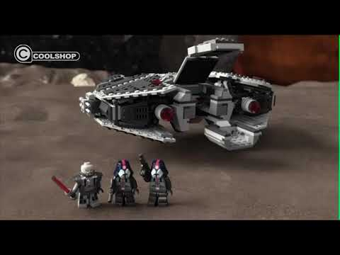 Lego Star Wars  Sith Fury-Class Interceptor 9500)