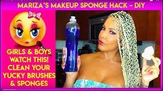 Makeup beauty blender hack, do it yourself  Mariza Villarreal