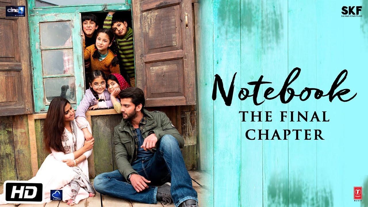 Download Notebook | The Final Chapter | Pranutan Bahl | Zaheer Iqbal | Nitin Kakar