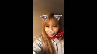 [인스타라이브 브아걸 제아] 191215 제주도   Brown Eyed Girls Jea