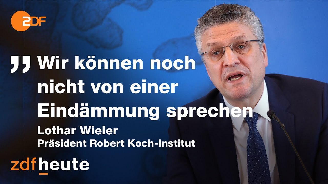 Tagliche Pressekonferenz Vom Robert Koch Institut Wiesbaden Lebt