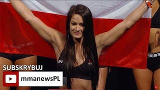 UFC 228: Łukasz Zaborowski o awansie Kowalkiewicz w rozpisce i Jędrzejczyk vs Shevchenko w muszej