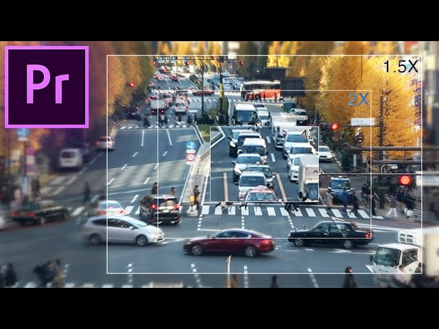 How to create a Zoom Punch in Video Effect for Emphasis (Adobe Premiere Pro)