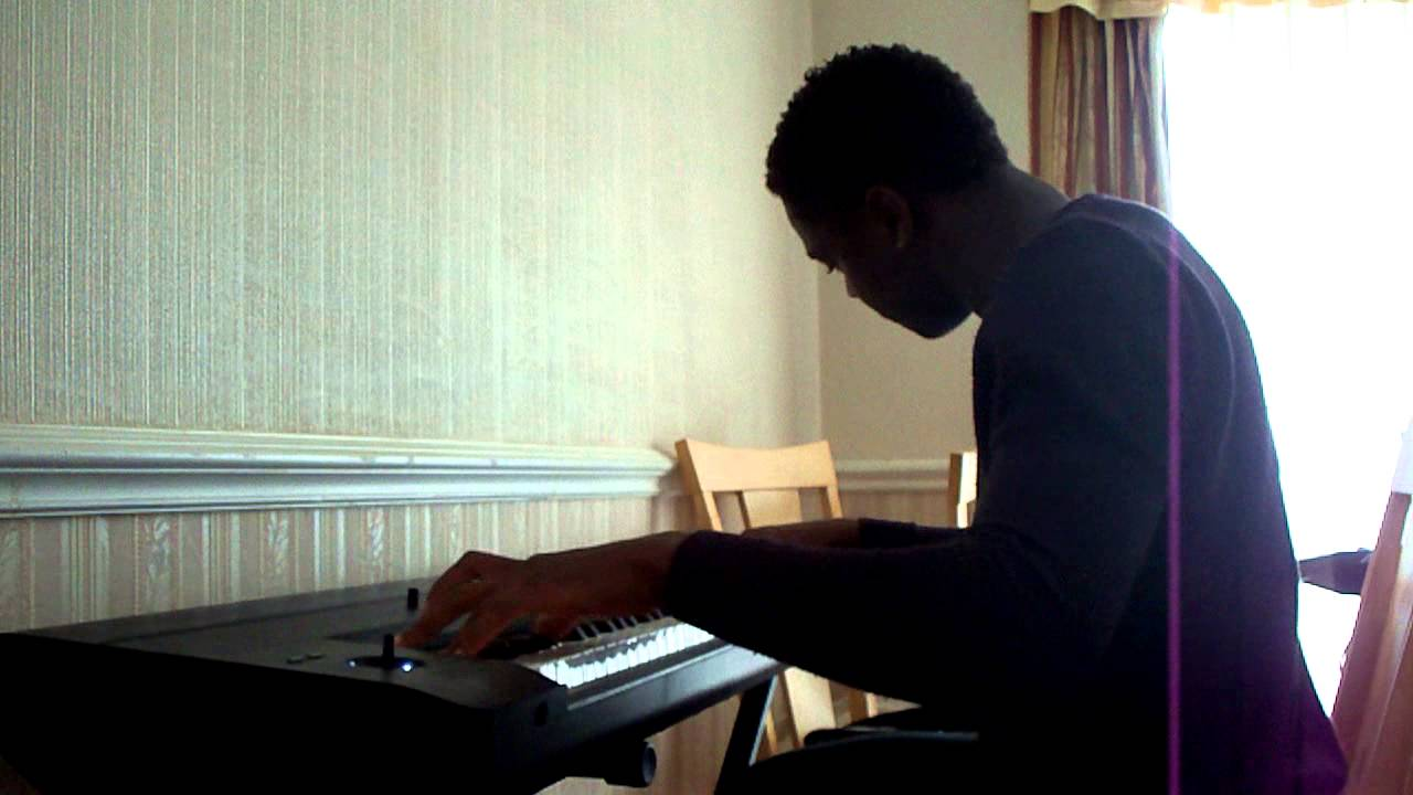 kanye-west-black-skinhead-piano-cover-curtis-haley