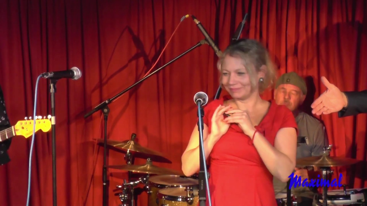 """Download Miss Zippy and the Blues Wail mit """"Can' t buy me love""""; Live-Konzert im Maximal in Rodgau"""