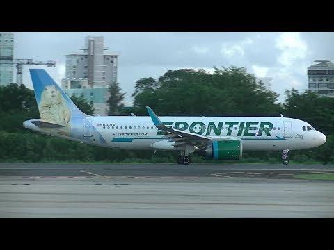 TJSJ Spotting: 1st Airbus A320NEO in San Juan!