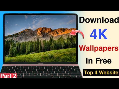 How To Download 4K Wallpapers / Themes For Laptop/PC - Edition 2020 - Part 2