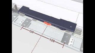 Sistema PS19 (montaggio con Softspace)