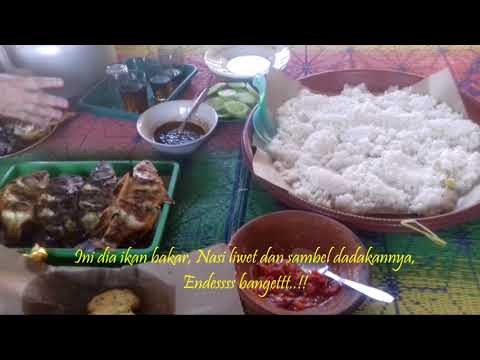 wisata-kuliner-nasi-liwet-bendungan-plta-cirata---jabar