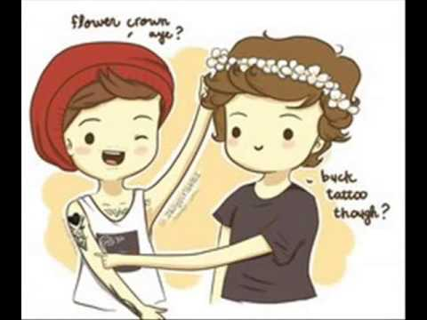 Larry Stylinson Fanart ♡ | 18